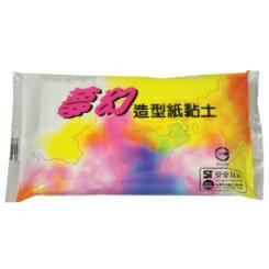 【文具通】LY HSIN 立鑫 夢幻造型紙粘土 W5021 480g±20g F3010281