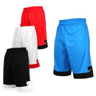 NIKE 男針織短褲 (路跑 休閒 運動 籃球褲【04351183】≡排汗專家≡