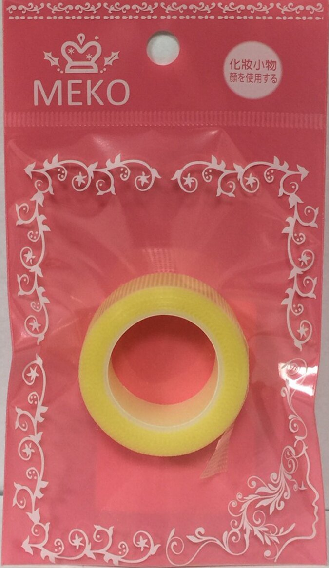 MEKO 雙眼皮貼布 (D-023-2)/捲筒式雙眼皮貼/雙眼皮貼