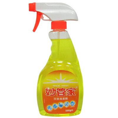 【妙管家 清潔劑】妙管家 BTN060 檸檬浴廁(浴室/廁所)清潔劑 (600 c.c.)