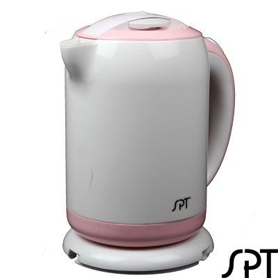 ◤A級福利品‧數量有限◢ 尚朋堂1.2L分離式雙層防燙快煮壺 KT-1277