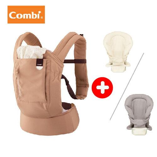 日本【Combi】 Join 舒適減壓腰帶式背巾(4色)(含新生兒全包覆式內墊) 2