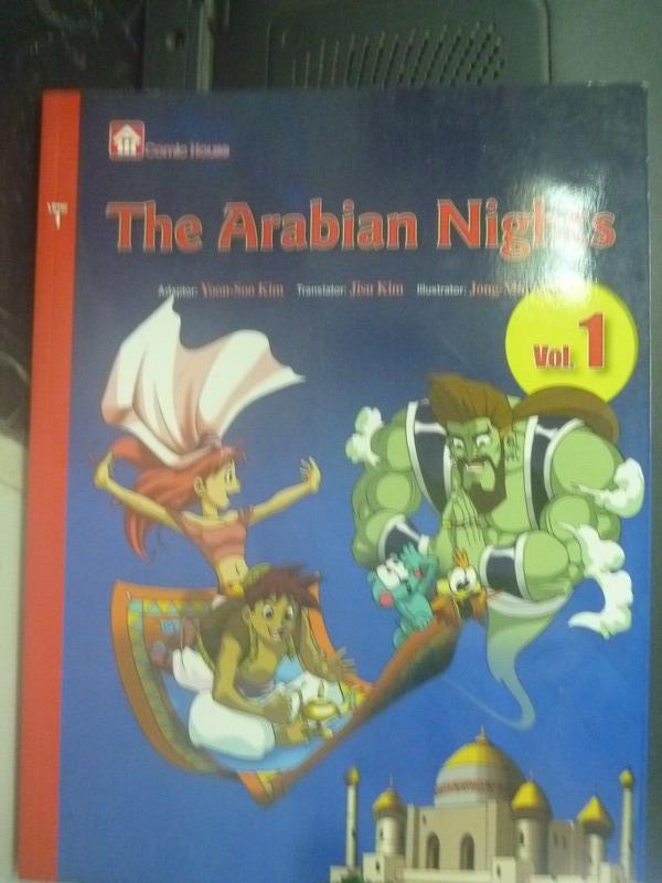 【書寶二手書T2/少年童書_ZBU】The Arabian Nights Vol.1_Yoon-soo Kim