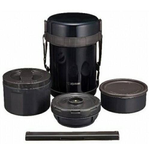 象印 3碗飯不鏽鋼真空保溫便當盒 SL-GG18