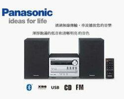 Panasonic 國際牌藍牙/USB組合音響SC-PM250