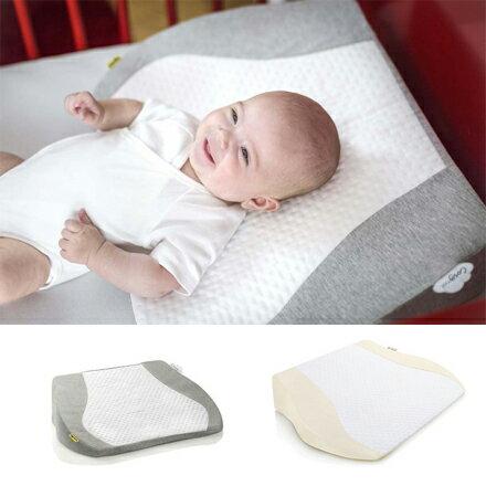 *babygo*法國【Babymoov】寶寶15度角傾斜枕(顏色隨機)