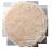Lourdes圓形絨毛保暖電熱毯墊(象牙白)65CIV 0