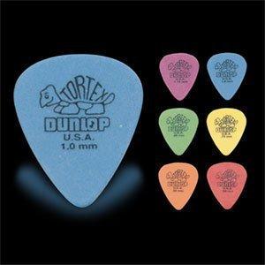 DUNLOP Tortex 烏龜款烏克麗麗/木吉他/民謠吉他/電吉他/電貝斯 Bass PICK 彈片【唐尼樂器】