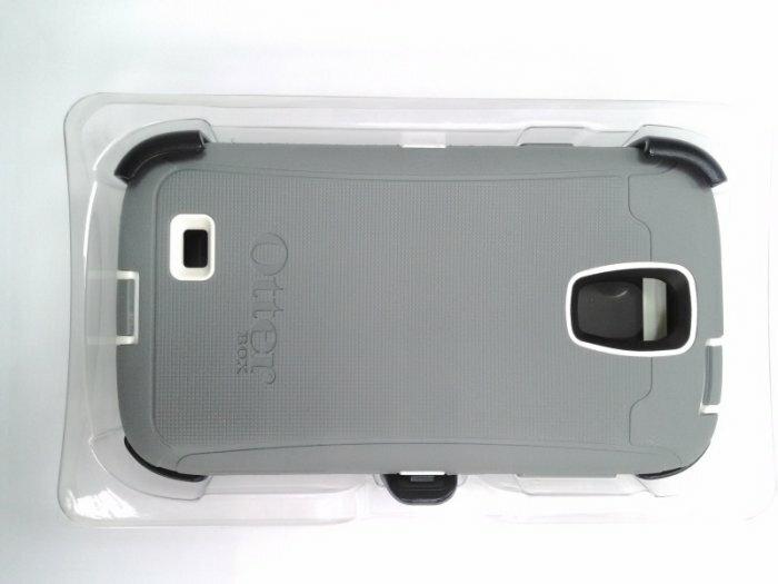 OTTERBOX 三星S4 防禦者DEFENDER - 灰白色