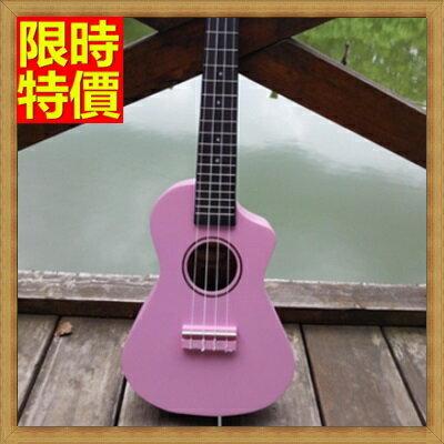★烏克麗麗ukulele-缺角夏威夷吉他23吋椴木合板四弦琴弦樂器4色69x29【獨家進口】【米蘭精品】