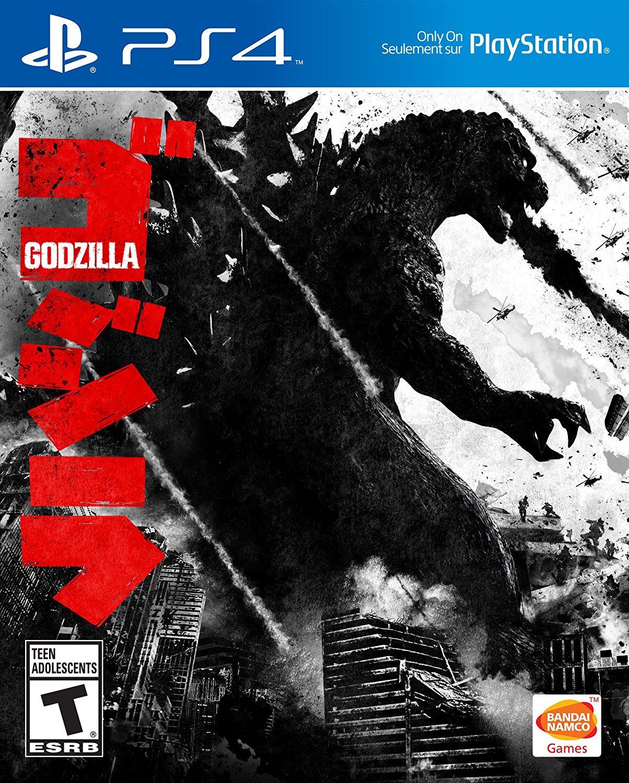 PS4 哥吉拉VS (有7個DLC) -英日文美版- GodZilla VS