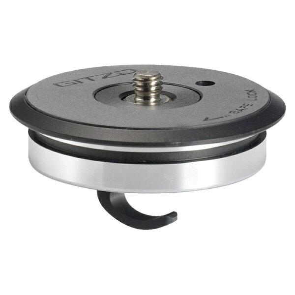 ◎相機專家◎GitzoGS3321SP鋁製三腳架頂板Systematic系列234號適用公司貨