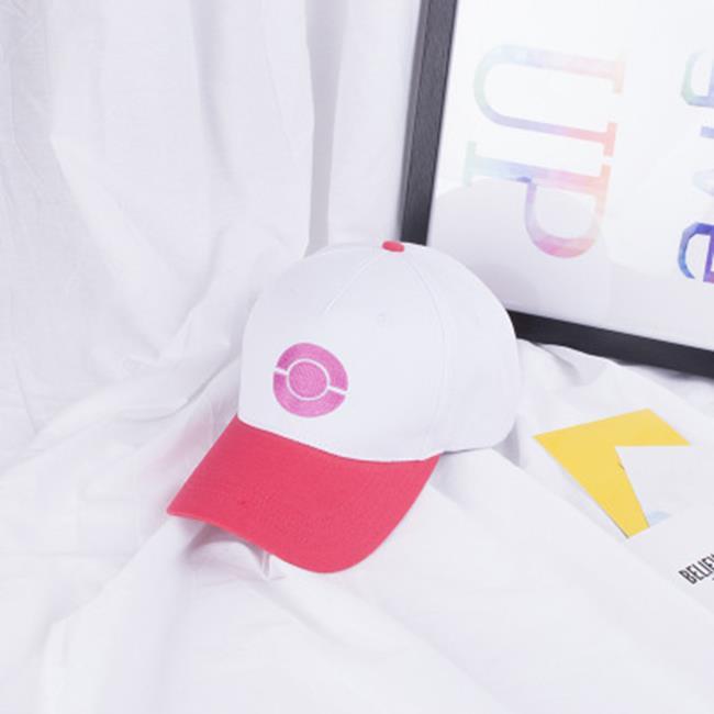 50%OFF【E016646H】POKEMON寶可夢神奇寶貝帽子口袋妖怪動漫cos棒球帽