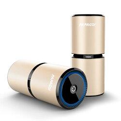 PAPAGO! Airfresh【S06D】空氣淨化清淨機 負離子淨化 PM2.5 除塵 免濾網、無耗材【迪特軍3C】