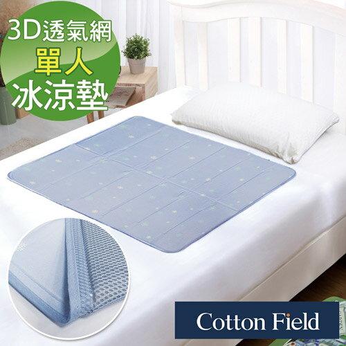 【北海道】3D網低反發冷凝床墊(90x90cm)