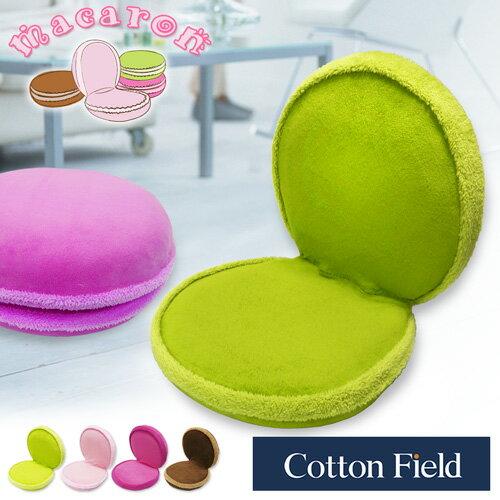 【繽紛】馬卡龍造型多功能折疊椅-果綠色