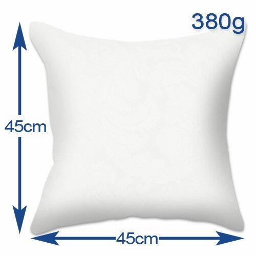 抱枕棉心-45x45cm(380g)