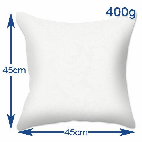 抱枕棉心-45x45cm(400g)