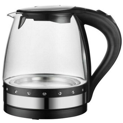 【恩比】Ambi 1.7公升彩光玻璃養生壺/泡茶快煮壺《EK-1525G》