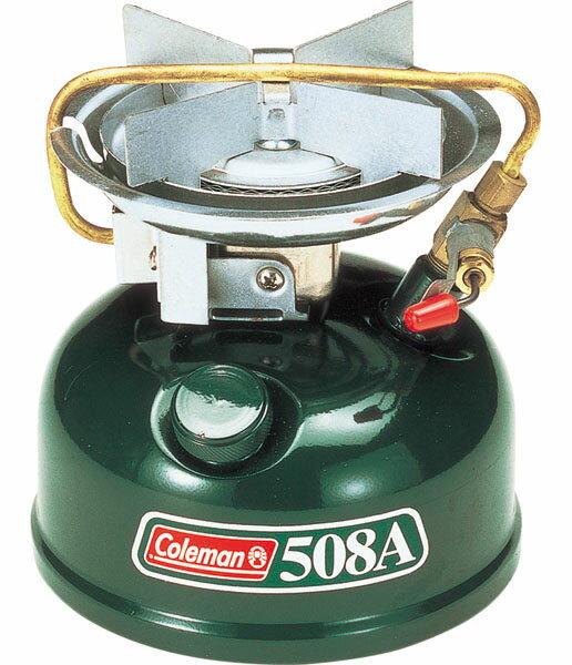 【露營趣】中和 美國 Coleman 508氣化爐 汽化爐 去漬油 攻頂爐 登山爐 CM-0508J