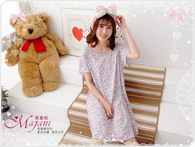 [瑪嘉妮Majani]中大尺碼睡衣-棉質居家服 睡衣 舒適好穿 寬鬆 有特大碼 特價299元 sp-265