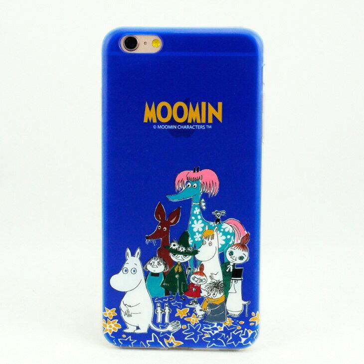 Moomin嚕嚕米正版授權 - TPU手機保護殼:【 歡樂大集合 】《 iPhone/Samsung/HTC/Sony/小米/OPPO 》