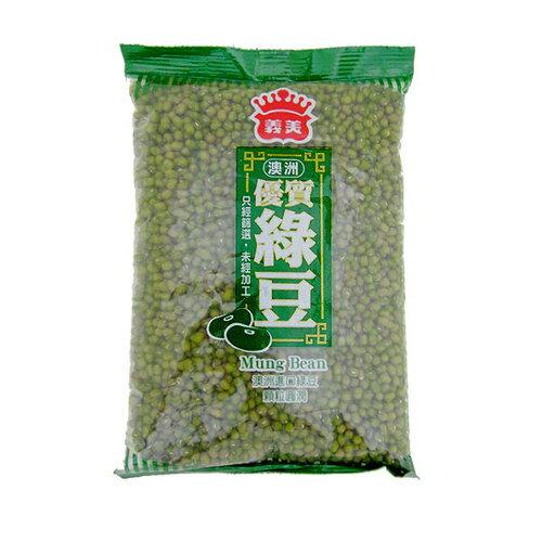 義美綠豆(500g包)*3包【合迷雅好物商城】