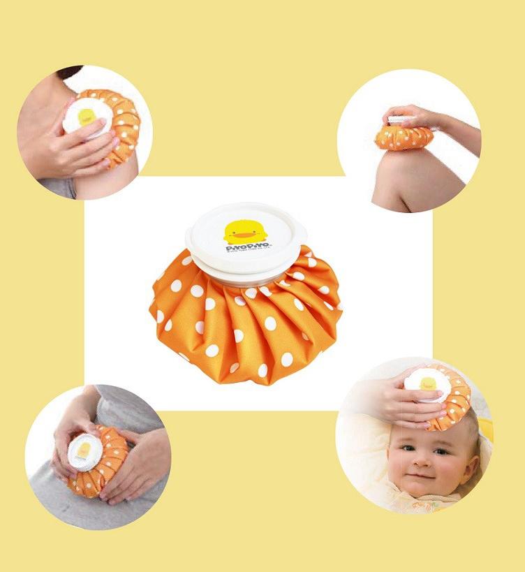 【嬰兒用品】多功能冰溫兩用敷袋