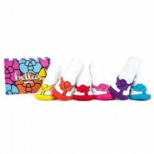 pregshop孕味小舖《美國Trumpette》嬰兒襪子6入-小貝拉