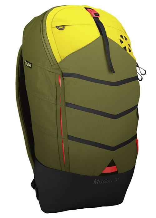 【鄉野情戶外專業】 Boreas |美國| MISSION 26 輕量日用背包/健行背包 筆電背包 通勤背包 後背包-綠/BO0171A-GRN5M