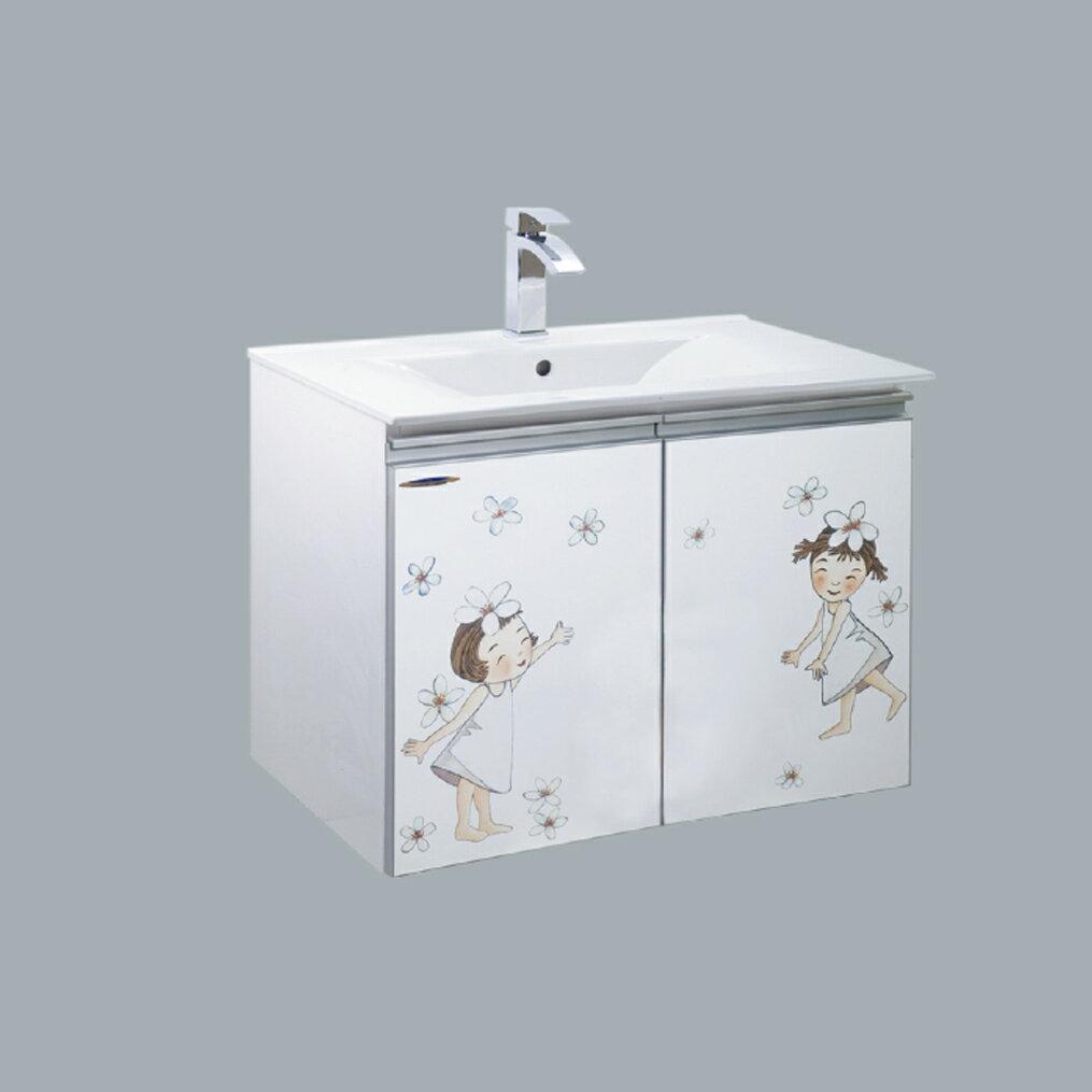 HCG陶板浴櫃/不含水龍頭/L3406SAdb+LCE3406B(MO)