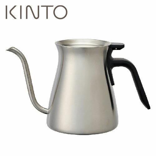 NOBA 不只是禮品:KINTO不鏽鋼手沖咖啡壼細口壼滴水壼900ml日本帶回