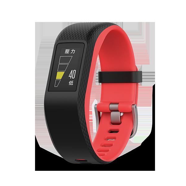 GARMIN vivosport™ vivosport GPS 的智慧健康心率手環 贈日本SASAKI運動毛巾【H.Y SPORT】 3