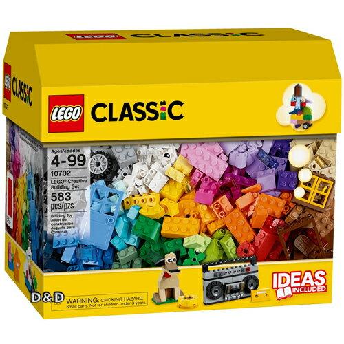 樂高積木 LEGO《 LT10702 》2016 年 基本顆粒系列- LEGOR Creative Building Set