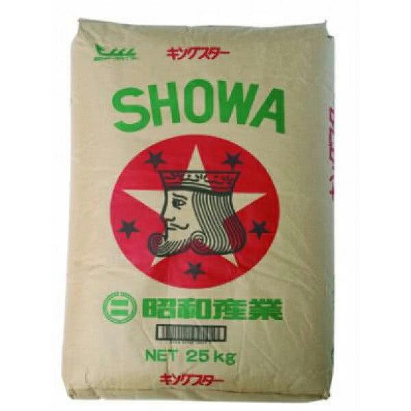 ~樂焙客~ 25kg~昭和天皇星—甜麵包 King Star Bread Flour~~