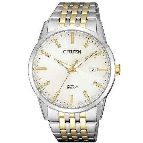CITIZEN大方風格石英腕錶BI5006-81P