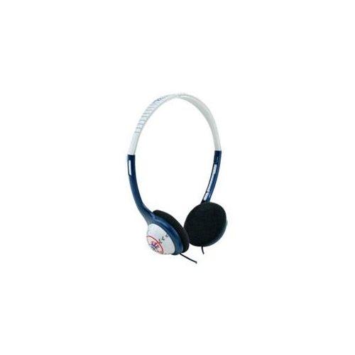 MLB Baseball Head Headphones - New York Yankees