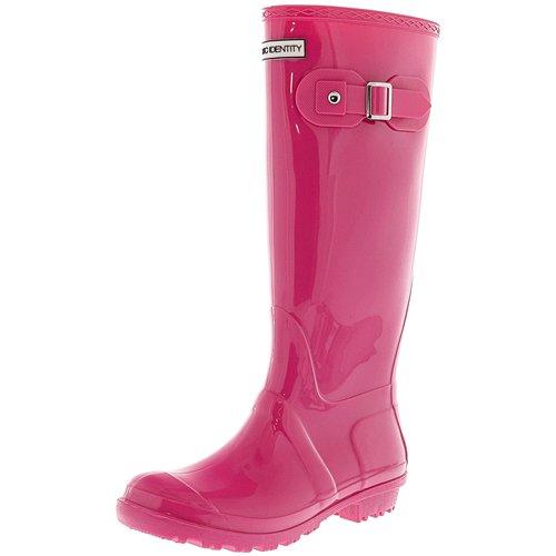 Exotic Identity Women's Original Tall Knee-High Rain Boot 1
