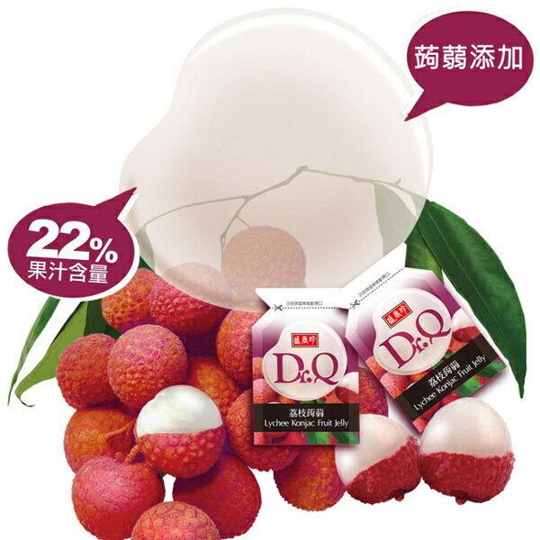 盛香珍 Dr.Q荔枝蒟蒻(265g / 包) [大買家] 4