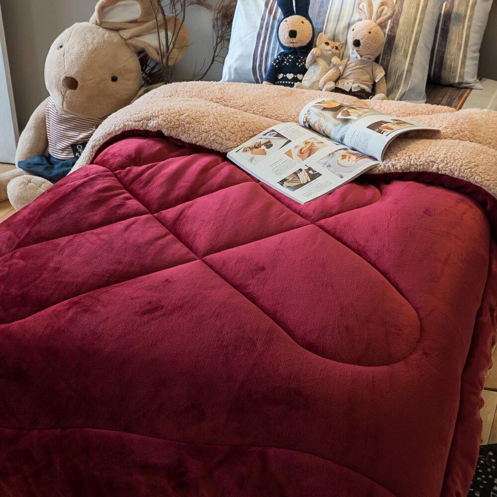 華麗公主暖被 內有充棉 溫暖舒適 150cmX195cm  正負5cm  總重約1.8kg