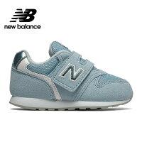 New Balance 美國慢跑鞋/跑步鞋推薦【New Balance】童鞋_中性_粉藍_IZ996PLU-W楦
