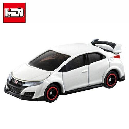 【日本正版】TOMICA 多美小汽車 日版 本田 Honda CIVIC TYPE R NO.76 玩具車 跑車 - 859796