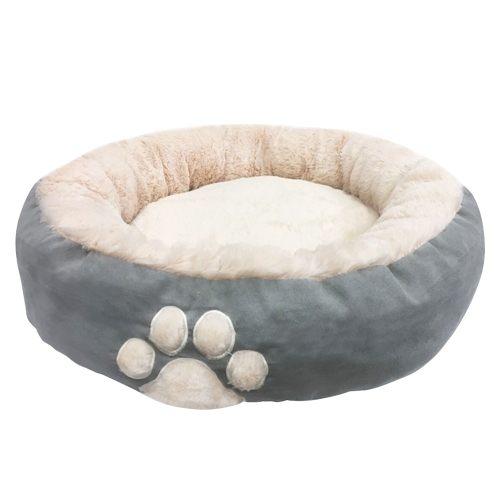 【雙12 SUPER SALE整點特賣12 / 2 15:00】《寵物睡床》狗腳印溫暖寵物床窩(2色) / 貓窩貓床 / 狗窩狗床 / 寵物床墊 4