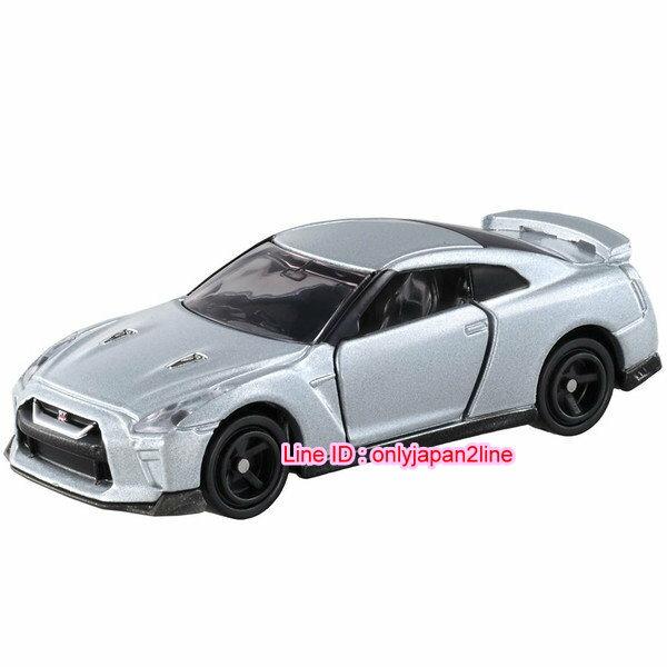 【真愛日本】16112200010TOMY小車-日本初回限定NISSAN GT-R銀    TOMY多美小汽車 玩具 小車 正品 限量