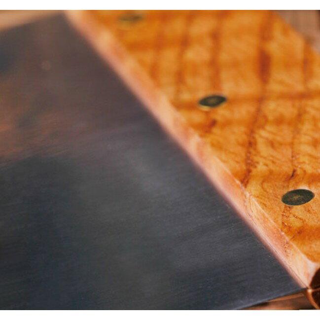 【嚴選SHOP】【SN4101】三能 台灣製 不銹鋼切麵刀 木柄切刀 麵糰 麵包 麵團切刀 三能器具 刮板 刮刀