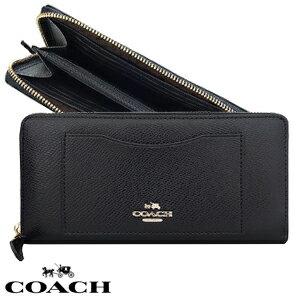 【COACH】長夾禮盒組 長夾+皮革鑰匙圈-經典黑口袋 【全店免運】 ARIBOBO 艾莉波波