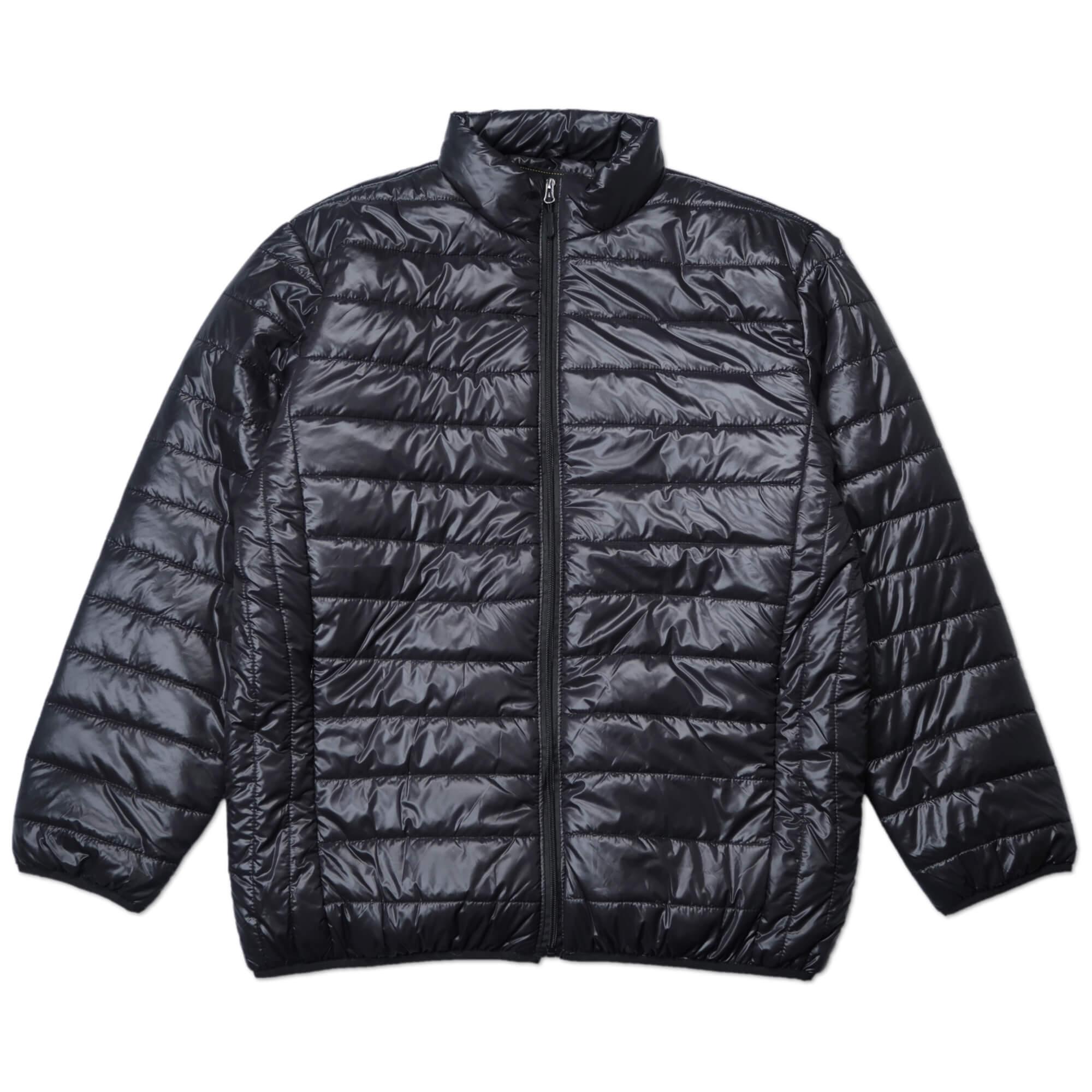 加大尺碼超輕量立領舖棉保暖外套 大尺碼夾克外套 大尺碼騎士外套 大尺碼防寒外套 大尺碼擋風外套 大尺碼休閒外套 鋪棉外套 藍色外套 黑色外套 (321-A831-08)深藍色、(321-A831-21)黑色、、(321-A831-22)灰色、(321-A830-22)灰綠色 5L 6L 7L 8L (胸圍:56~62英吋) [實體店面保障] sun-e 1