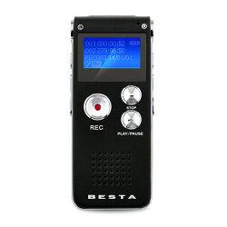 無敵R298 數位錄音筆 8GB (黑)