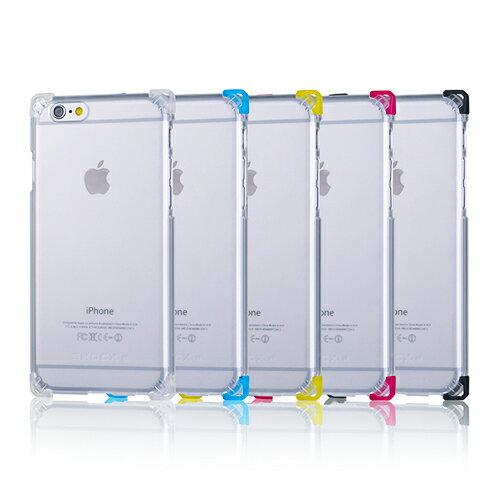 ☆四角防摔撞☆ iPhone 6S Plus - 透明保護殼 - Goodkase - Shock C (適用iPhone 6 Plus)