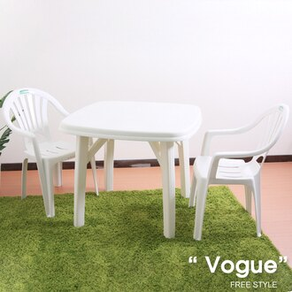 E&J【815001】TB02百樂休閒方桌,兒童家具/折疊椅/電腦桌/辦公椅